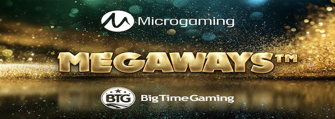 Business : Microgaming et Big Time Gaming renforcent leur partenariat grâce à Megaways
