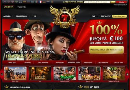 Bonus sans conditions de mises au casino