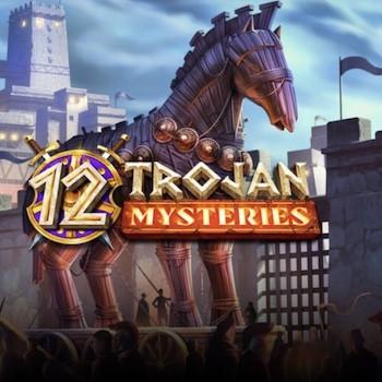 12 Trojan Mysteries : nouvelle machine à sous disponible sur les casinos en ligne Yggdrasil