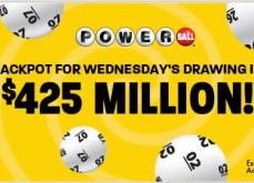 Un nouveau gain impressionnant pour la loterie PowerBall - 425.3$ millions