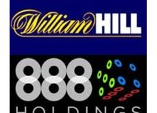 William Hill cherche à prendre le contrôle de 888 Holdings - Transaction estimée à 750£ millions