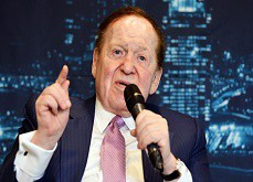 Sheldon Adelson reste le casinotier le plus riche du monde