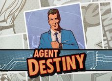 Agent Destiny : la machine à sous Play'n Go très sixties avec un agent secret