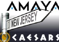 Caesars Entertainment va s'associer avec Amaya Gaming dans le New Jersey