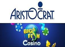 Aristocrat investit dans les jeux sociaux en achetant Big Fish Games pour 990$ millions