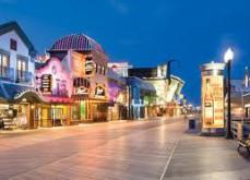 Une firme britannique prévoit 330$ millions pour acquérir un casino à Atlantic City