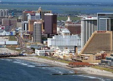 Fermeture de quatre casinos et bilan coûteux pour Atlantic City en 2014, -4.5% de revenus