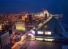 Les casinos d'Atlantic City en croissance sur le premier trimestre 2016 Atlantic City