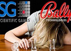 Scientific Games débourse 5.1$ milliards pour racheter Bally Technology, un géant des jeux de casinos terrestres