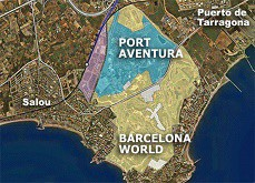 Hard Rock International compte investir 900€ millions sur le projet BCN World en Espagne
