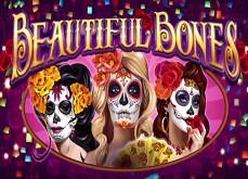 Nouvelle machine à sous sur la fête des morts mexicaine - Beautiful Bones