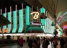 Casino mythique de Las Vegas - Le Binion's Casino fête ses 65 années d'existence
