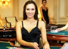 Attitude au Blackjack dans un casino réel