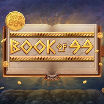 Book of 99 : la nouvelle machine à sous de Relax Gaming avec un RTP de… 99 % !