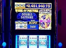 Elle lance un seul et unique spin et empoche 2,4$ millions de jackpot progressif