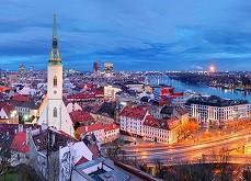 La capitale de la Slovaquie interdit toutes formes de jeux de casino physiques