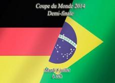Au moins deux personnes dans le monde ont parié sur une victoire de 7 à 1 sur Allemagne-Brésil