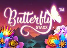 Butterfly Staxx, la nouvelle création envoûtante de Netent