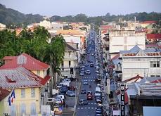 Cayenne : un casino dans la capitale de la Guyane française d'ici à 2021