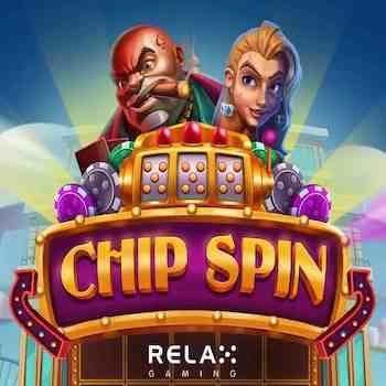 Relax Gaming : la nouvelle machine à sous Chip Spin octroie un jackpot de 18 000 € le jour de sa sortie !