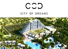 Les travaux de construction du City of Dreams Mediterranean ont repris !