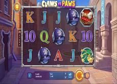 Claws vs Paws, la nouvelle slot en ligne délirante de Playson