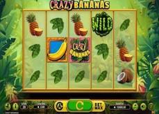 Crazy Bananas de Booming Games : épluchez-là et elle vous rendra dingue !