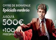 Un superbe pack de bienvenue et free spins sur Cresus Casino en septembre