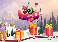 Noël chez Cresus : Des bonus exclusifs tous les jours de décembre