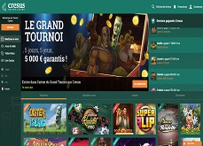 Tut's Twister et European Roulette Pro à retrouver dès maintenant avec un bonus de 500€