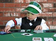 Rémunération au pourboire casino