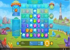 Deux nouvelles machines à sous pour commencer la semaine: Crystal Land et Planet Fortune !
