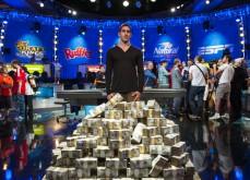 L'homme qui a gagné plus de 21$ millions grâce au poker en 2014