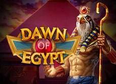 Play'n Go lance Dawn of Egypt, sa nouvelle machine à sous vidéo sur le thème des pharaons