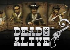 Partez à la chasse aux renégats avec la machine à sous Dead or Alive