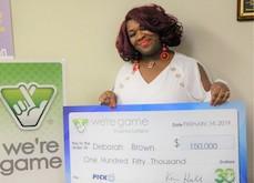 Elle gagne le jackpot 30 fois le même jour…!