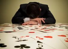 Les joueurs compulsifs ont plus de probabilité d'être sujet à la dépression