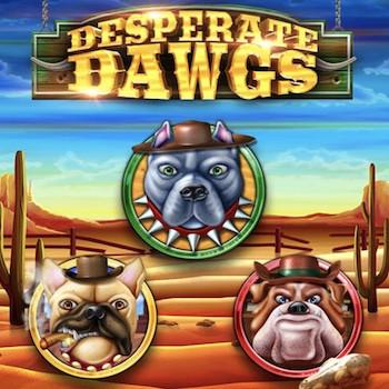 YG Masters : la nouvelle machine à sous de Reflex Gaming, Desperate Dawgs, est disponible