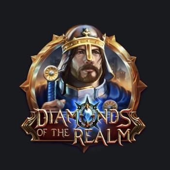 Play'n Go lance sa nouvelle machine à sous en ligne Diamonds of the Realm