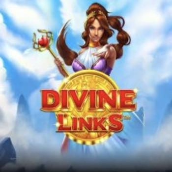Divine Links, machine à sous propulsée par Blueprint Gaming, est dans les bacs !