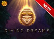 Divine Dreams : l'un des plus beaux titres de Quickspin à ce jour ?