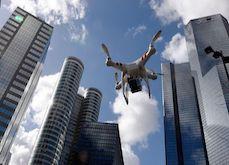 Des drones pour empêcher les opérations de jeux en ligne illégaux en Chine