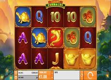 Des multiplicateurs de folie avec le nouveau jeu en ligne Eastern Emeralds