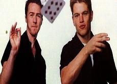Matt Damon et Edward Norton ont escroqué les frères Weinstein au poker, à l'époque du film Rounders