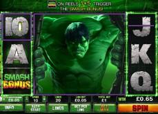 La machine l'Incroyable Hulk de Playtech est en feu avec un nouveau jackpot