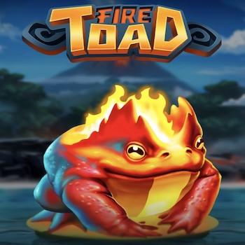 Machine à sous vidéo Fire Toad : la créativité enfin retrouvée pour Play'n Go ?