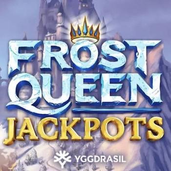 Un hiver synonyme de richesse sur la machine à sous Frost Queen Jackpots d'Yggdrasil