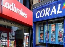 Fusion entre Ladbrokes et Gala Coral acceptée, si 400 boutiques de paris ferment