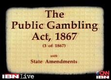 l'Inde réfléchit à une légalisation des casinos et paris sportifs qui pourrait rapporter des milliards