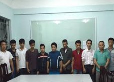 Un réseau illégal de jeux d'argent de dizaines de millions démantelé au Vietnam